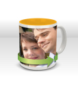 mug giallo