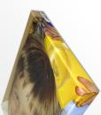 particolare bordo da 4 cm